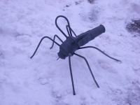 Steel Mosquito!
