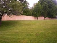 Northfield, VT. Marking the boundary...