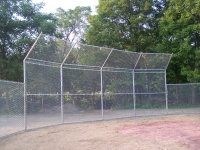 Backstop in Berkshire