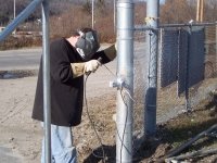 Gate Repairs.