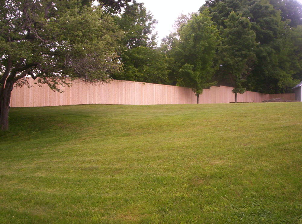 Privacy Fences Round Hill Fence