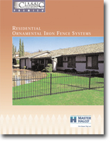 Residential Iron Ornamental Brochure
